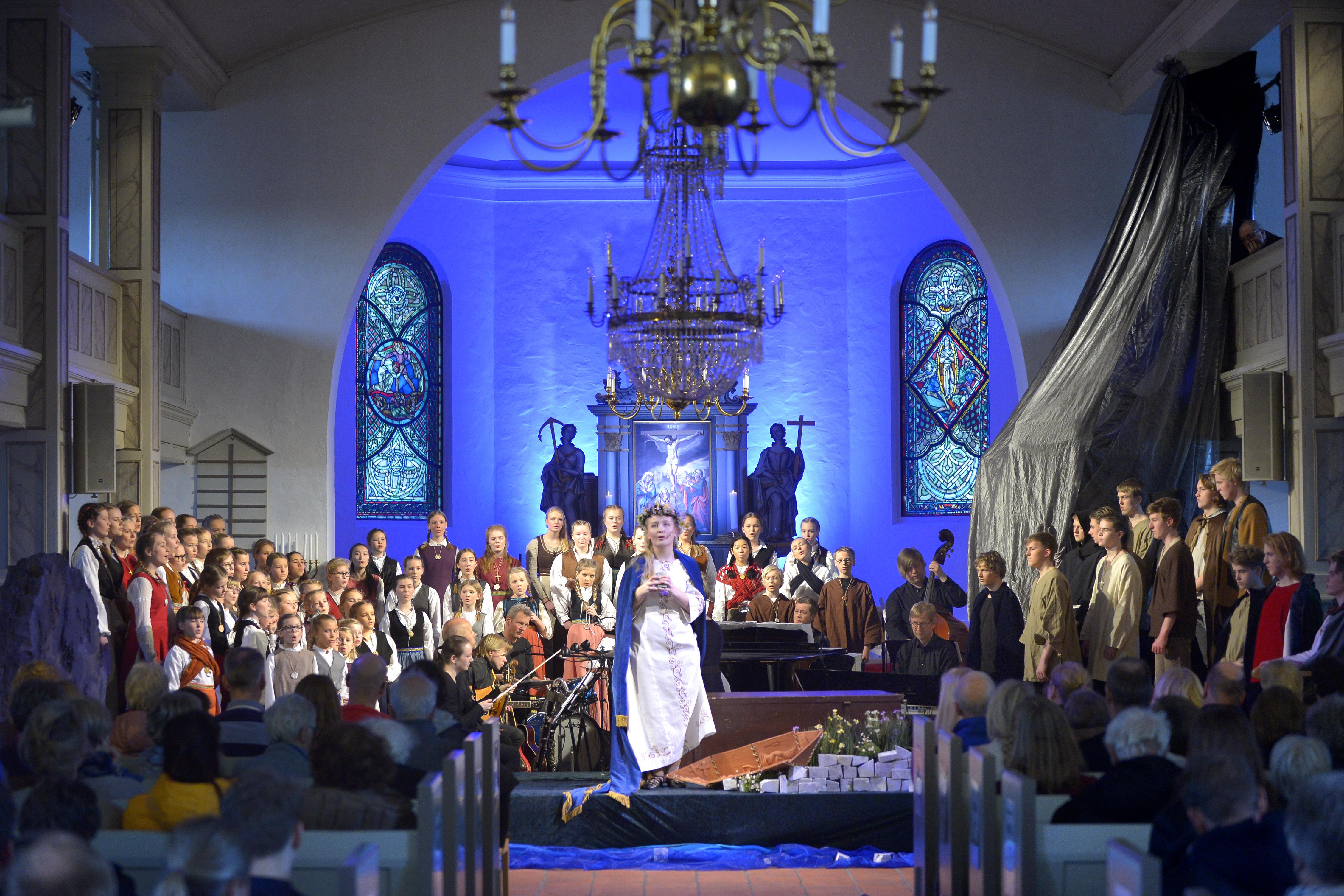 Kirkens korskole nøtterøy